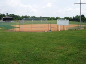 Teener Baseball Field @ Carroll Fields
